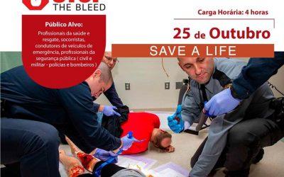 Curso Controle de Hemorragia Stop The Bleed