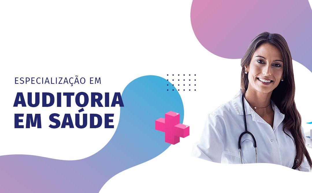 Especialização Auditoria em Saúde
